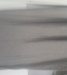 Zara midi suknja M