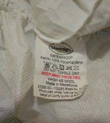 Novo!Vodootporna plahta za jedan krevet