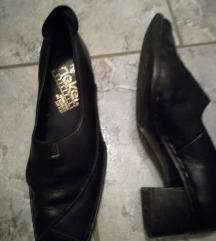 Cipele crne Rieker
