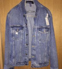 Muška traper jakna