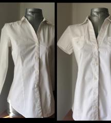 Lot 2 bijele košulje