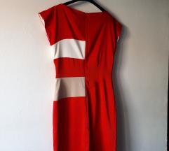 Crvena haljina Image Haddad NENOŠENA
