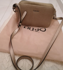 Liu jo zlatna torbica