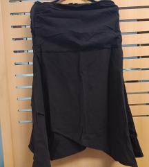 nova asimetricna ornament suknja