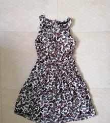 Ljetna kratka haljina