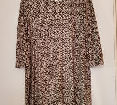 Mango haljina/tunika leopard uzorak