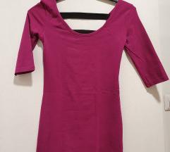 Ljetna haljina s otvorenim leđima