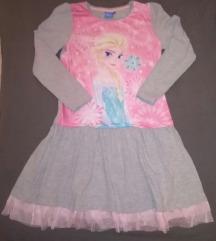 Disney Frozen haljina vel.10 REZZ