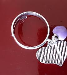 Srebrni prsten  925