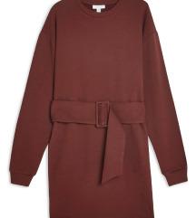 TOP SHOP haljina s pojasom 34/XS