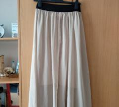 Duga ljetna suknja M