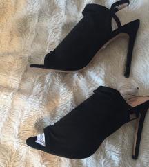 Sandale visoka peta 39