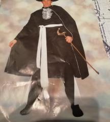 NOVI kostim Zorro za odrasle