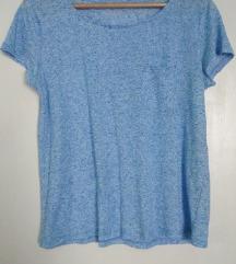 H&M plava majica
