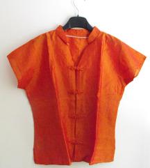 narančasta košuljica