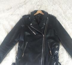 Nova stradivarius biker jakna