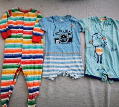 Next romper i pidžama