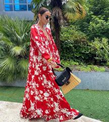 H&M x Johanna Ortiz maxi haljina