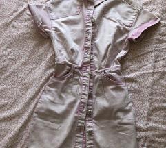 Nova bershka jeans haljinica