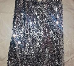 Šljokasta haljina