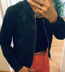 Stradivarius kožna jakna