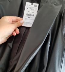 Kožni prsluk Zara