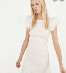 Bershka bijela haljina, nikad nošena