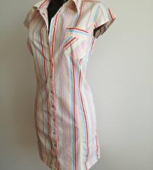 NOVA pamučna haljina S/M sada 65kn %%% na sve