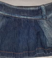 Mini traper suknja Killah