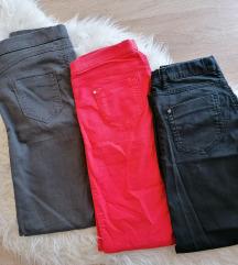 Lot hlača 50kn(crne prodane)