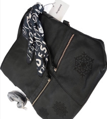 Desigual torba s maramom Alexandra Pekin kolekcija