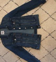 Zara jeans jakna S(36)