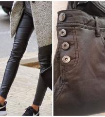 Kožne hlače %