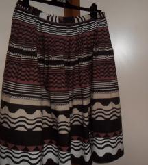 H&M suknja, br. 36, nenošena