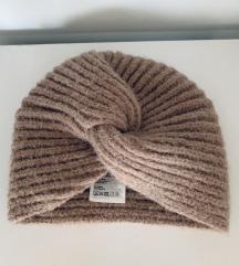 H&M turban kapa zimska