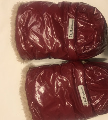 7AM Enfant cool rukavice za dječja kolica, bordo