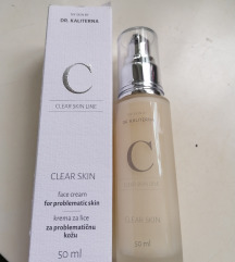 Clear Skin krema za lice
