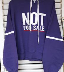 Imperial hoodie ljubičasta