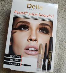 Neotvoreni Makeup poklon set/lot