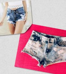 Tally weijl jeans hlačice (60 kn)