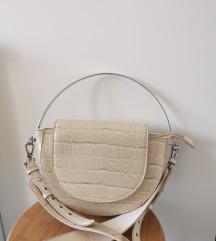 Krem nova torbica