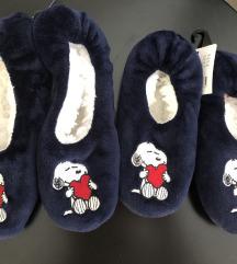 Papuce za mamu i princezu
