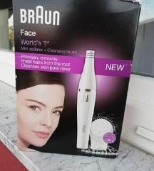 Braun epilator za lice