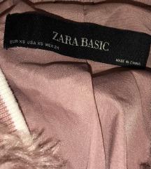 Zara teddy jakna