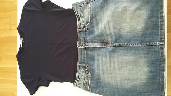 Lot suknja i nova majica