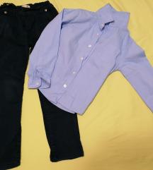 Hlače i košulja 110