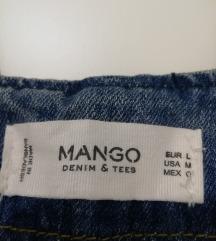 Mango traper haljina