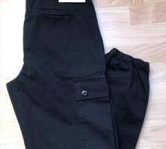 Zara cargo jeans hlače 38/40
