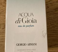 Parfem Giorgio Armani, aqua di Gioia