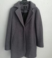 C&A sivi kaputić